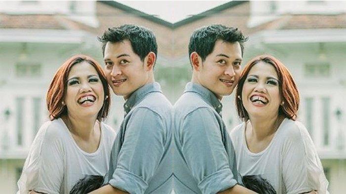 Ferry Anggara semasa jadi suami Elly Sugigi (Kolase TribunStyle.com)