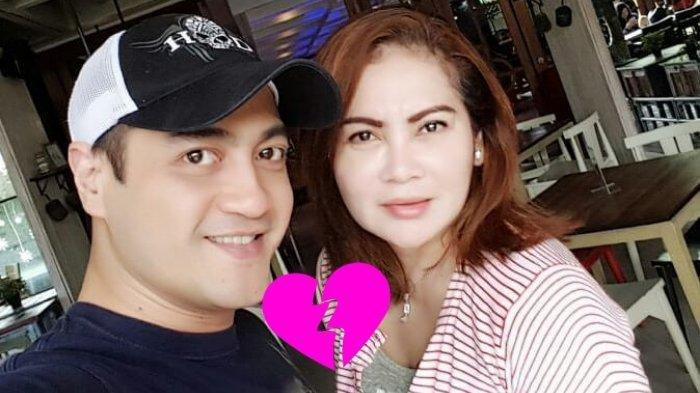 Ferry Irawan digugat cerai sang istri, Anggia Novita