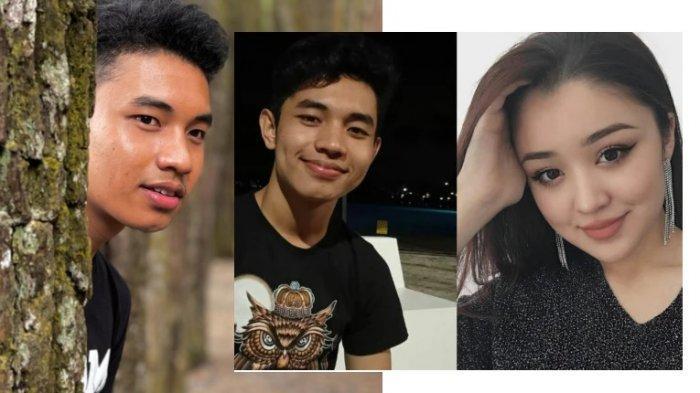 'Kau Tampan' Saling Memuji Fiki Naki & Dayana Berujung YouTuber Riau Hasrat Nikahi Gadis Kazakhstan