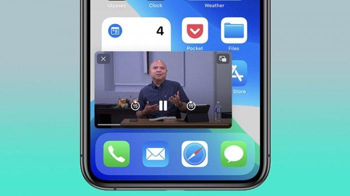 CARA Mengaktifkan Fitur Picture-in-Picture YouTube di iPhone iOS, Laptop hingga Android Tanpa RIbet