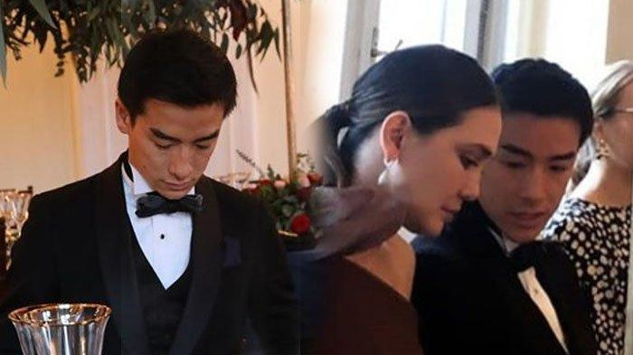 Foto-foto Luna Maya dan Ryochin Ketika Kondangan di Yunani, Mantan Reino Barack Tampak Sumringah