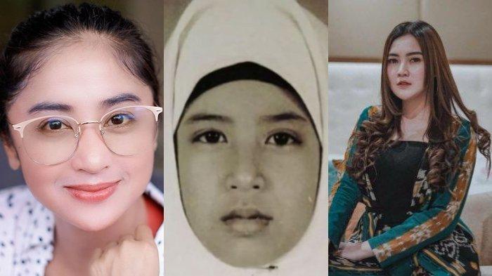 INTIP Foto Masa SMA Nella Kharisma, Via Vallen hingga Dewi Perssik, Siapa Paling Bikin Pangling?