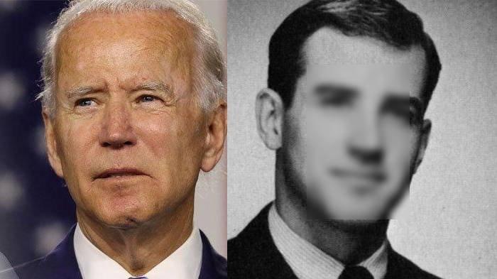 Joe Biden Jadi Presiden Amerika Serikat, Foto Masa Mudanya yang Super Tampan bak Artis Jadi Viral
