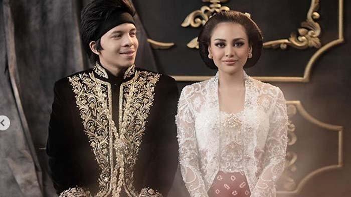 Foto prewedding Atta Halilintar dan Aurel Hermansyah