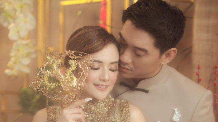 Romantis, Ini Foto Prewedding Ifan Seventeen & Citra Monica, Usung Gaya Mandarin Klasik nan Oriental