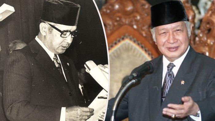 Kilas Balik Perjalanan Kepemimpinan Soeharto pada Masa Orde Baru, Berakhir Setelah 32 Tahun