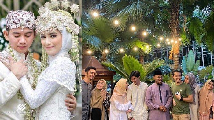 Rizki D'Academy Isyaratkan Kerenggangan Rumah Tangganya, Kompak Hapus Foto Pernikahan