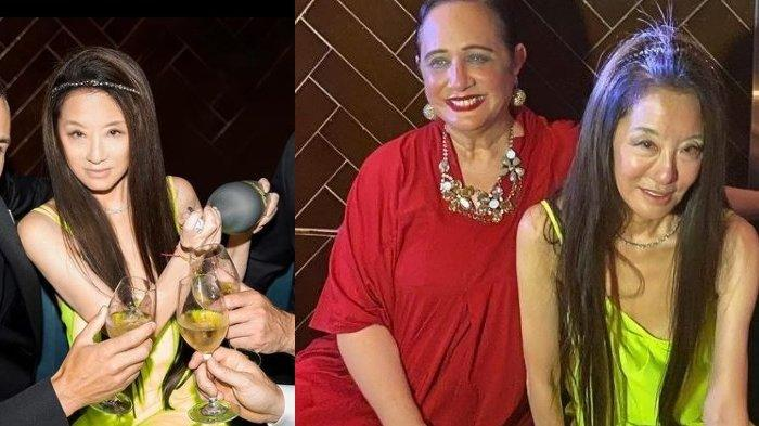 VIRAL Vera Wang Nenek 72 Tahun Bak Masih ABG, Kini Terbongkar Foto Wajah Aslinya, Beda Jauh