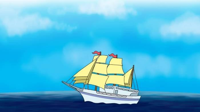 KUNCI JAWABAN Tema 1 Kelas 5 SD Subtema 3 Hal 148-151, Teks Tentang Kejayaan Bahari Indonesia