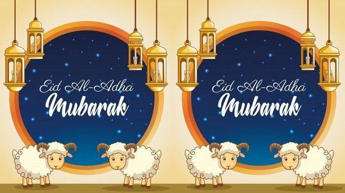 KUMPULAN LINK Twibbon Idul Adha 2021, Edit Foto Mudah, Ini Cara Membuatnya, Siap Bagikan ke Medsos!