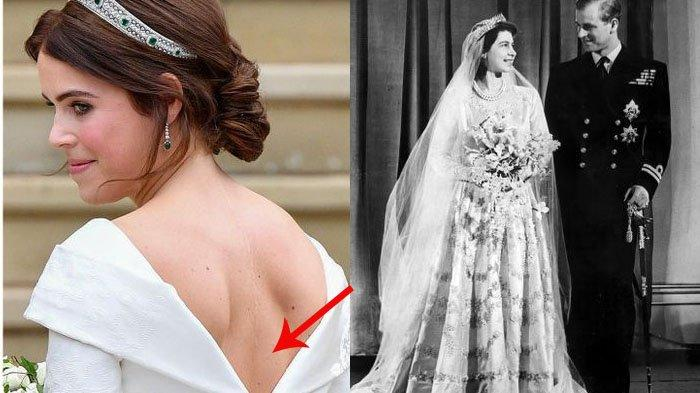 9 Makna Tersembuyi di Balik Fashion Keluarga Kerajaan Inggris, Perhatikan Gaun Ratu Elizabeth II