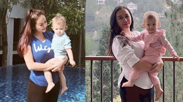 Cerai dari Eryck Amaral, Aura Kasih Jadi Single Parent, Intip Gayanya saat Momong Arabella