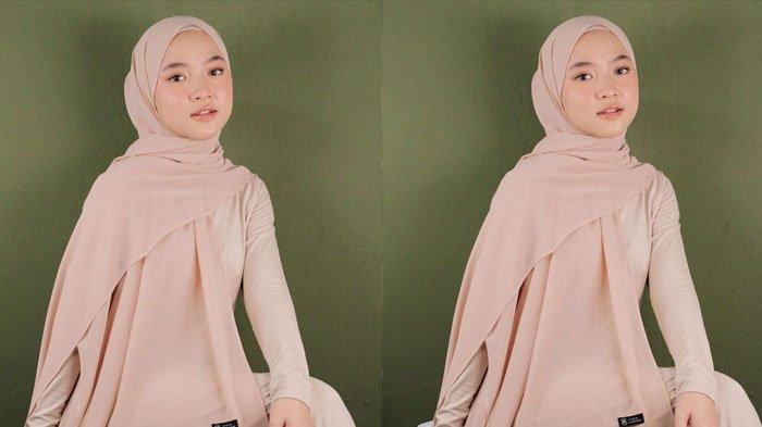 Gaya Fashion Nissa Sabyan, Vokalis Grup Gambus Sering Pakai Hijab dengan Model Khas, Intip Style-nya