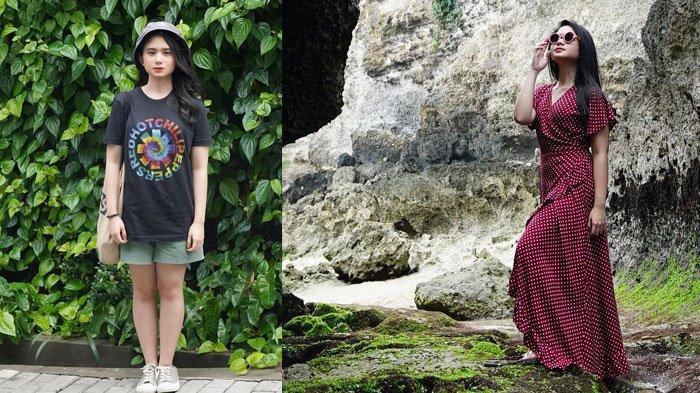 Seberapa Modis Tissa Biani? Lihat Gaya Fashion Kekasih Dul Jaleani: Kasual, Tomboy, Wrapped Dress