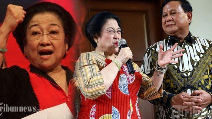 Megawati Bingung Juluki Prabowo Subianto 'Sahabat' Malah Viral : Memangnya Musuh Saya?