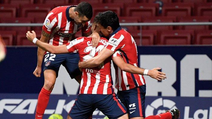 Penentuan Juara LaLiga, Ini Link Live Streaming Laga Atletico Madrid vs Osasuna di Bein Sports