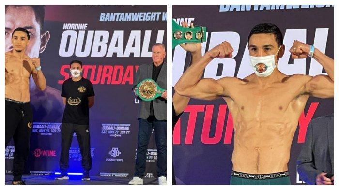 JADWAL Tinju Dunia WBC World Boxing Hari Minggu 30 Mei Oubaali vs Donaire, Live Streaming di TVOne