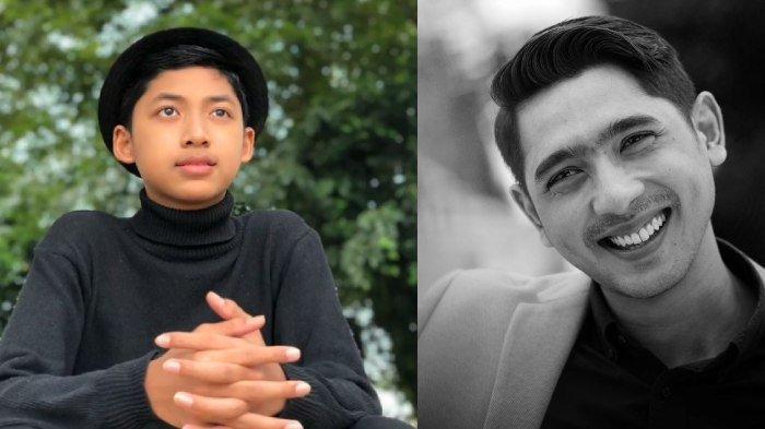 POTRET Ghatfaan Rifqi, Peserta The Voice Kids yang Disebut Mirip Arya Saloka, Sampai Dirayu Isyana