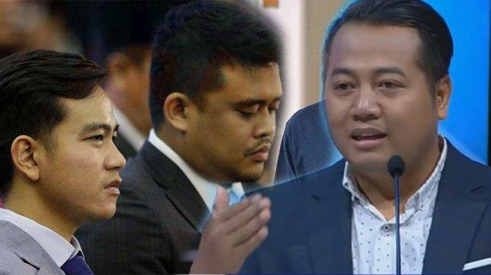 Gibran & Bobby Menantu Jokowi Maju Pilkada, Adi Prayitno Ungkap Kekecewaan, Singgung Politik Dinasti