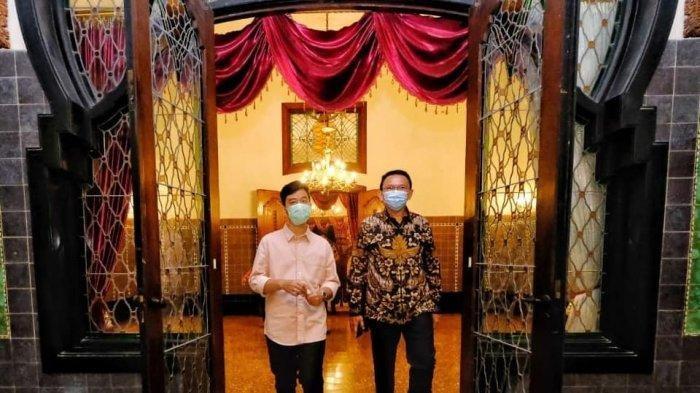 Pertemuan Ahok dan Gibran Rakabuming di Solo, Ingat Kenangan dengan Jokowi, Bocorkan yang Dibahas