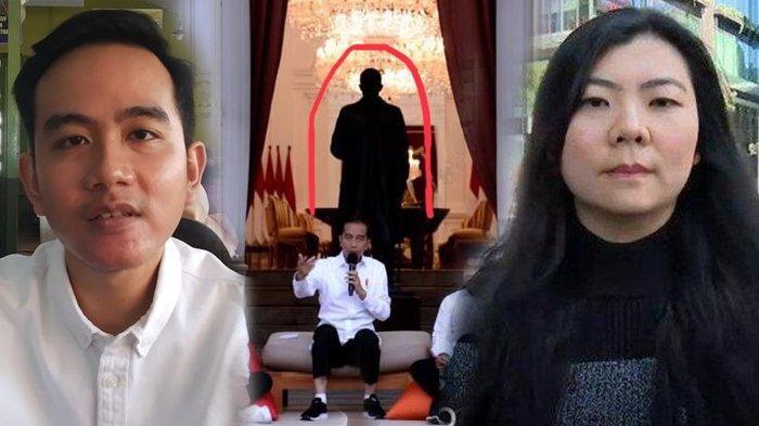 Tanyakan Sosok di Belakang Jokowi saat Perkenalan Stafsus, Veronica Koman Disemprot Gibran: Ngawur!
