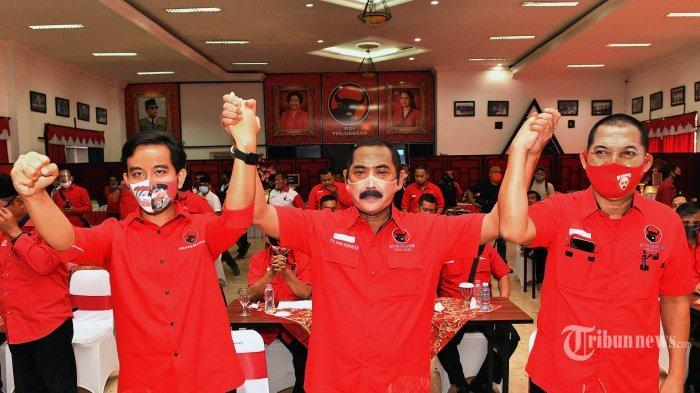Perjalanan Gibran Rakabuming Jadi Calon Wali Kota Solo, Instruksi Megawati hingga Sekolah Partai