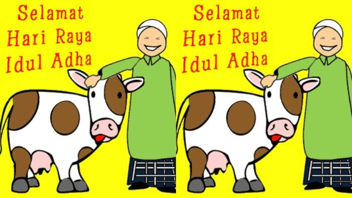 Deretan Pantun Ucapan Selamat Idul Adha 2020 Buah Jambu Buah Durian Selamat Hari Raya Qurban Tribunnewsmaker Com