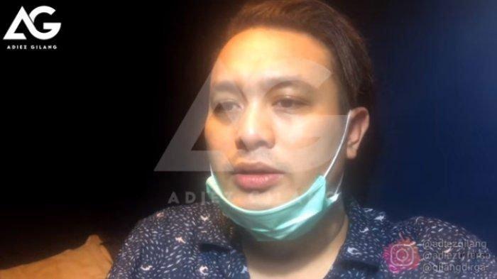 Gilang Dirga kesal dengan netizen yang membully-nya