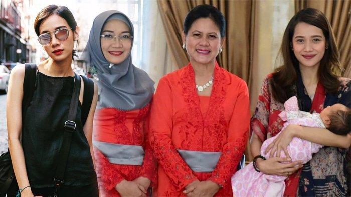 Potret Sederhana Gista Putri Pakai Daster Saat Dijenguk Iriana Jokowi, Istri Wishnutama Tetap Cantik