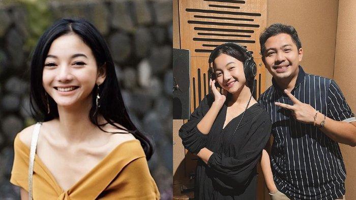 Cover Ost Ikatan Cinta, Glenca Chysara Tuai Pujian, Ternyata Pemeran Elsa Pernah Ikut Grup Musik Ini
