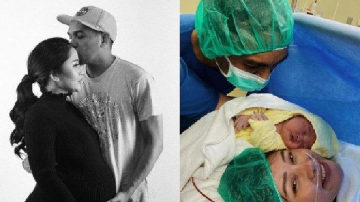5 Potret Kebapakan Glenn Fredly Saat Timang-timang Bayinya, Usia 40 Hari Ditinggal Selama-lamanya