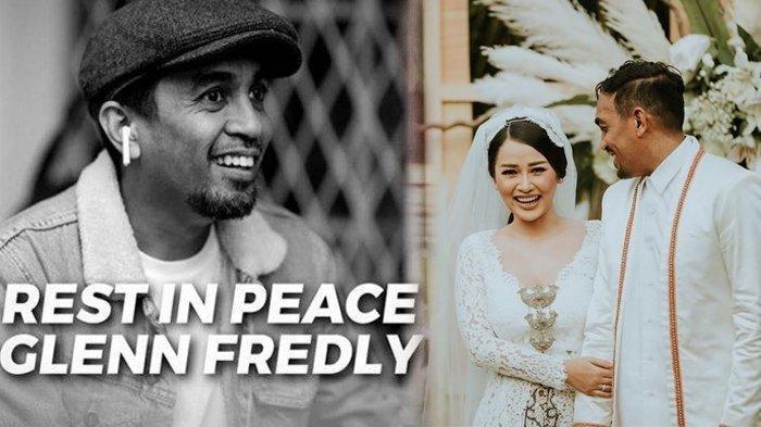 Lagu Baru Glenn Fredly Dirilis, Lirik Menyentuh & Penuh Haru Soal Kisah Cintanya dengan Mutia Ayu