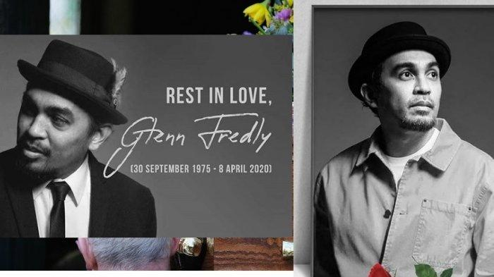 Glenn Fredly meninggal dunia di usia 44