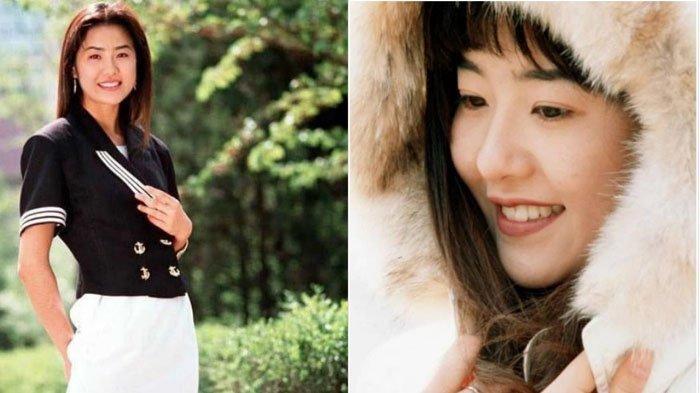 Go Hyun Jung artis Korea yang populer era 90-an