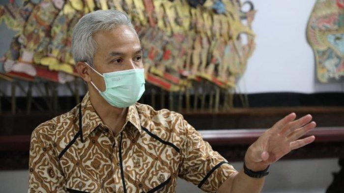 Ganjar Pranowo Tak Akan Hukum Warga yang Tolak Divaksin Covid-19, Sebut Sosialisasi Lebih Penting