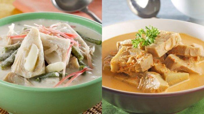 Resep Masakan Rumahan dari Buah Nangka, Jadi Gulai & Sayuran Lezat, Ada Cara Menghilangkan Getahnya