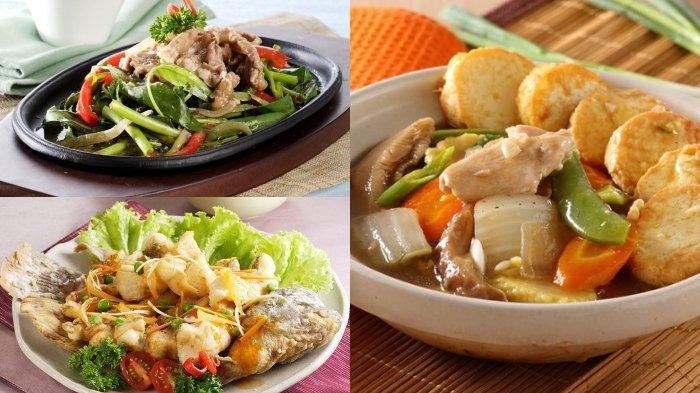 Kumpulan Cara Membuat Masakan Rumahan Ala Chinese Food Lezat Resep Yang Cocok Dicoba Bagi Pemula Tribunnewsmaker Com