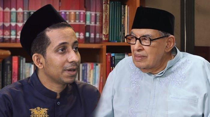 Cara Mengoptimalkan Ibadah selama Ramadhan, Simak Penjelasan Quraish Shihab dan Habib Husein Ja'far
