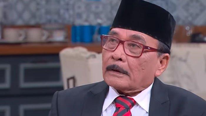 Haji Bolot Ungkap Asal-usul Nama Panggungnya, Dicetuskan Pertama oleh Sang Nenek