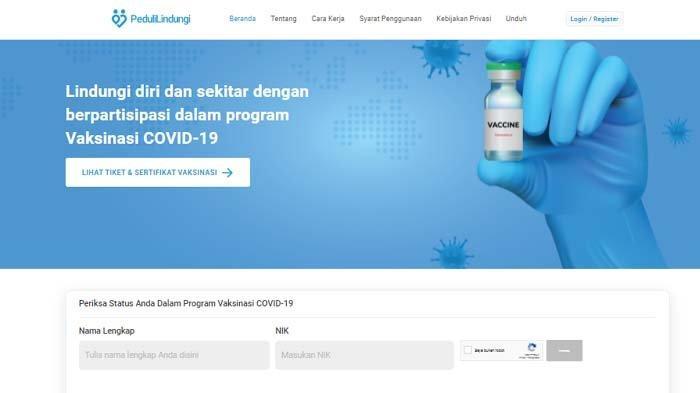 3 CARA Mudah Download Sertifikat Vaksin Covid-19 secara Online, Jadi Syarat Perjalanan saat PPKM