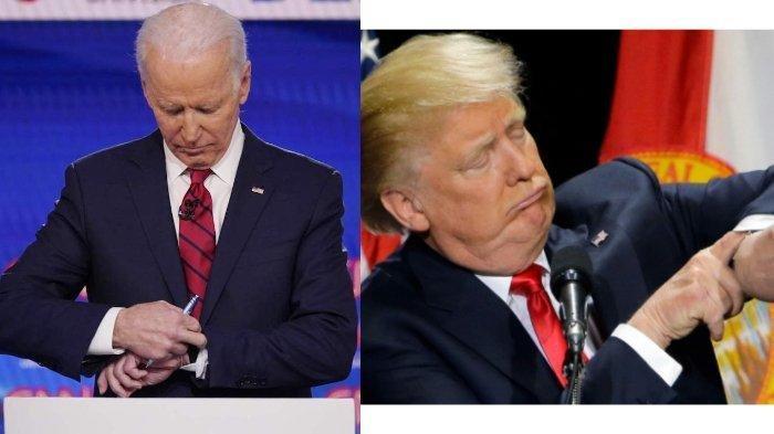 Joe Biden Resmi Jadi Presiden AS, Donald Trump Tak Hadiri Pelantikan & Memilih Pulang ke Rumah