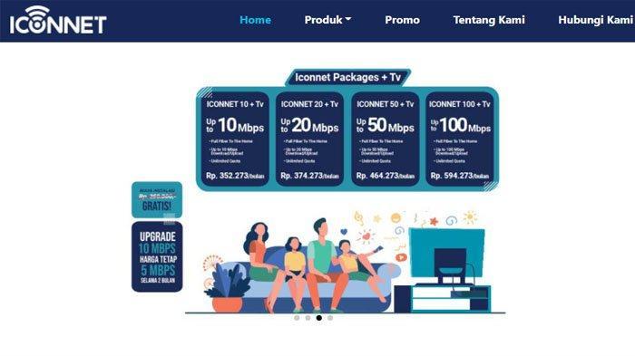 3 Keunggulan PLN Iconnet, Berikut Daftar Wilayah dan Harga Paket Layanan Internetnya, 10-100 Mbps