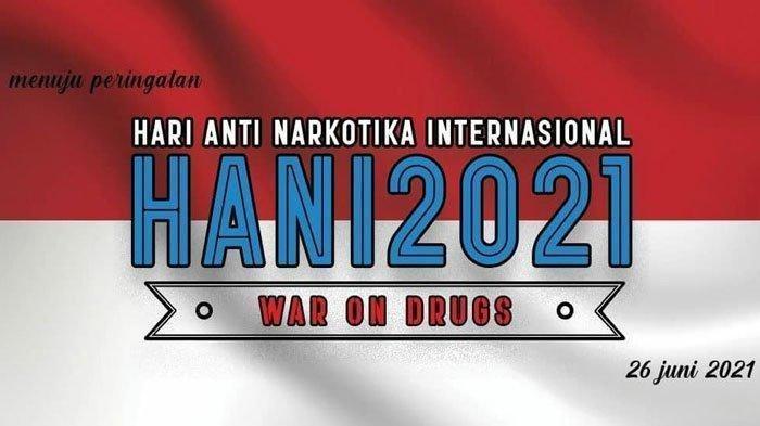 20 LINK TWIBBON Hari Anti Narkotika Internasional 2021 / Peringatan HANI, Lengkap Cara Membuatnya!