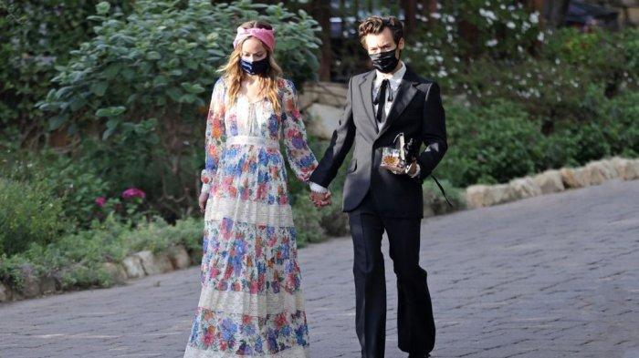Harry Styles dan Olivia Wilde