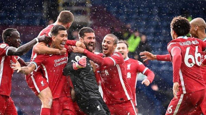 HASIL & KLASEMEN Liga Inggris Pekan Ke-36, Liverpool Buka Asa Melaju ke Zona Liga Champions 2022