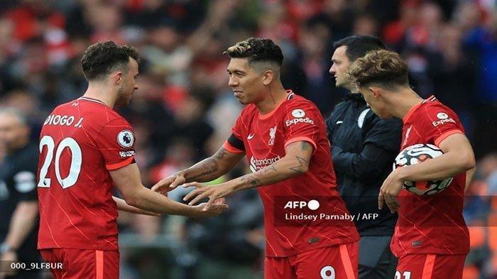HASIL Liga Inggris Tadi Malam Sabtu 22 Agustus 2021: Liverpool Menang, Manchester City Borong 5 Gol