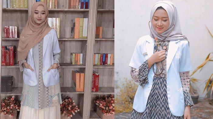 Hemas Nura berprofesi sebagai dokter