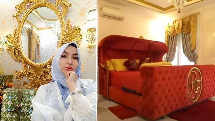 Kasurnya Saja Ratusan Juta Rupiah, Intip Penampakan Rumah Mewah Roro Fitria, Ada Lukisan Rp 1 Miliar