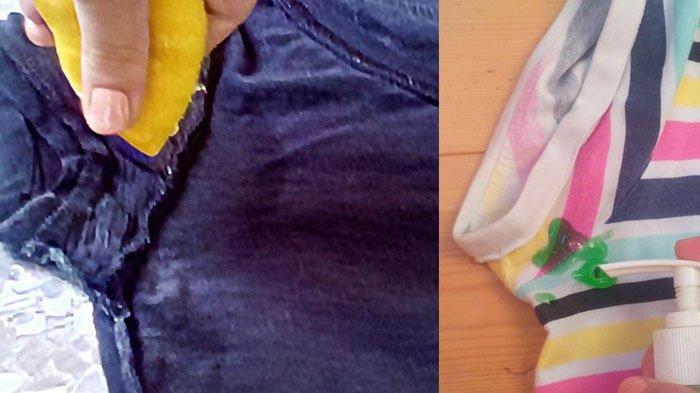 Noda Bekas Deodoran di Ketiak Baju Mengganggu? Hilangkan Lewat 6 Cara Mudah Ini, Bahan Mudah Dicari!