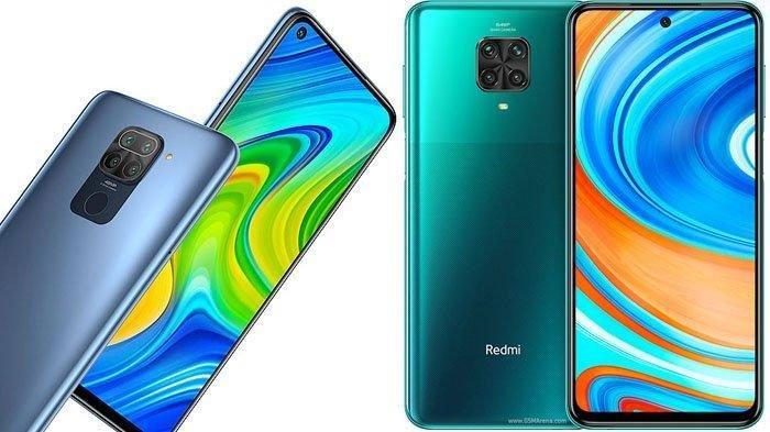 Redmi Note 9 Dan Redmi Note 9 Pro Sudah Beredar Di Pasaran Simak Spesifikasi Dan Harganya Tribunnewsmaker Com